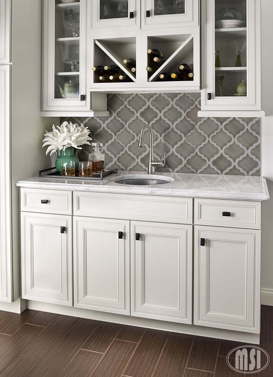 Mosaic Tile Kitchen Floor 1125 A Square Foot Highland Park Arabesque Porcelain Mosaic