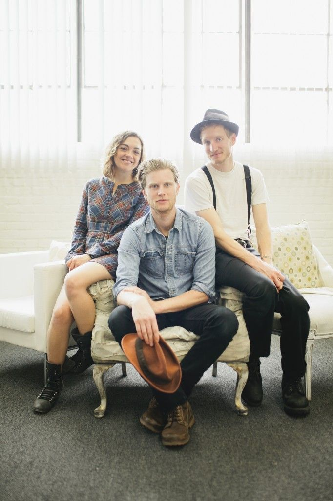 The Lumineers, nominated for Best New Artist and Best