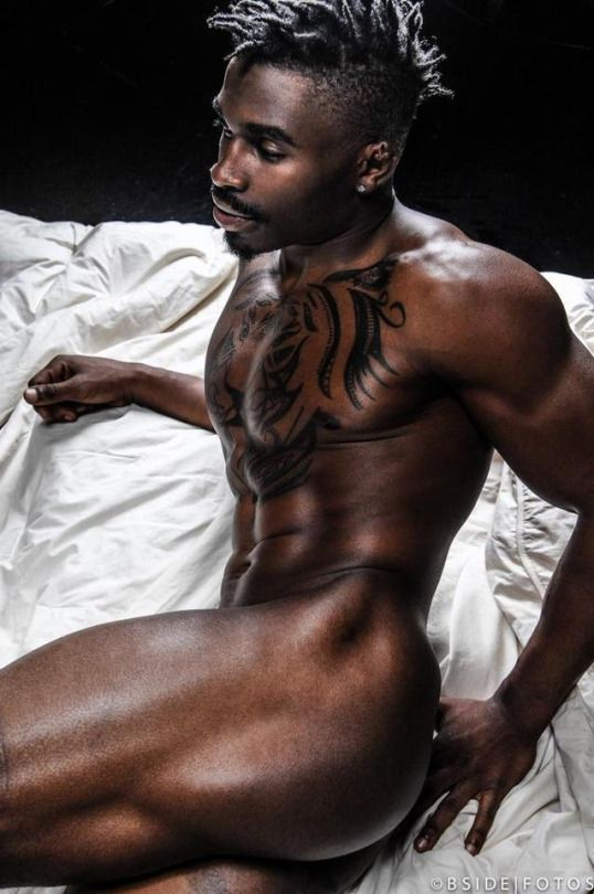 Hot black gay