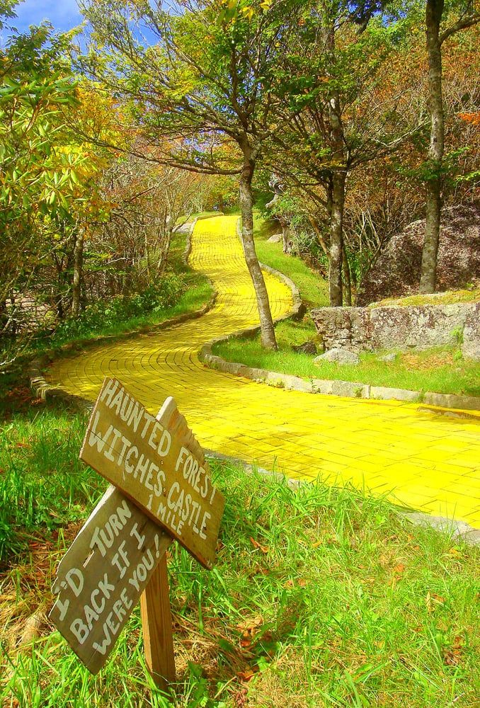 North Carolina's Magical Land Of Oz Is Re-Opening