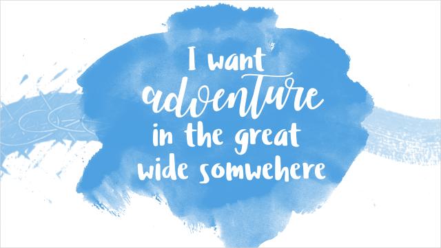 download free desktop laptop wallpaper i want adventure