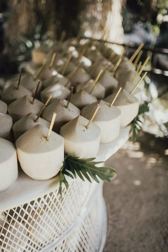 33 Tropical Themed Wedding Ideas That Rock - Hibrides
