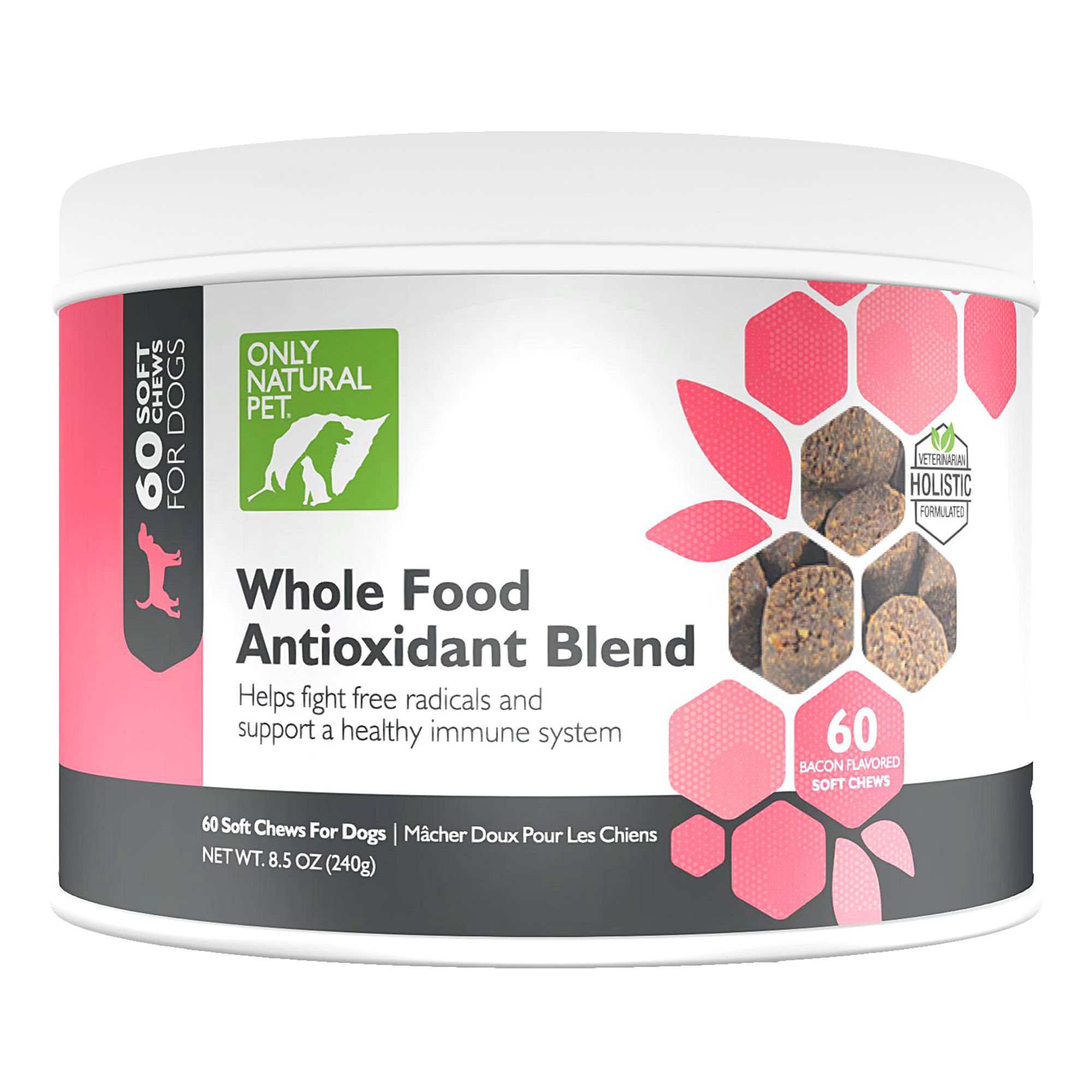 Only Natural Pet Whole Food Antioxidant Soft Dog Chews
