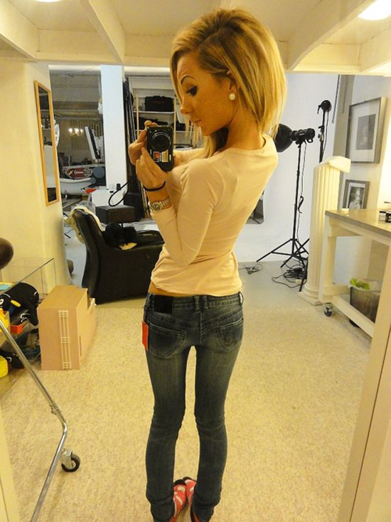 Skinny girl nude pic 93