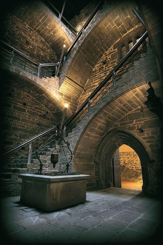 Verrès - verres castle Val d'Aosta region Italy: