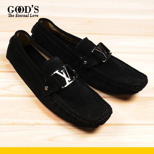 LV MENu0026#39;S COWHIDE LOAFERS LOUIS VUITTON MOCCASINS 40-46 | Favorite Shoes | Pinterest