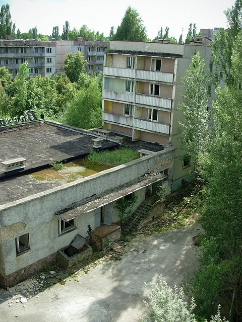 Pripyat 2007 Chernobyl Old Abandoned Buildings Abandoned Places