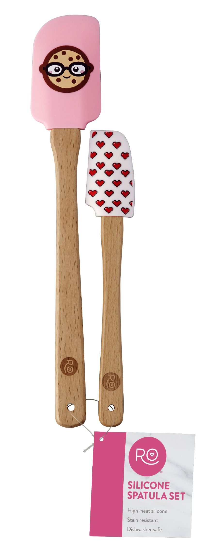 Spatula Set from the Ro Baking Line | Baking Line | Pinterest ...