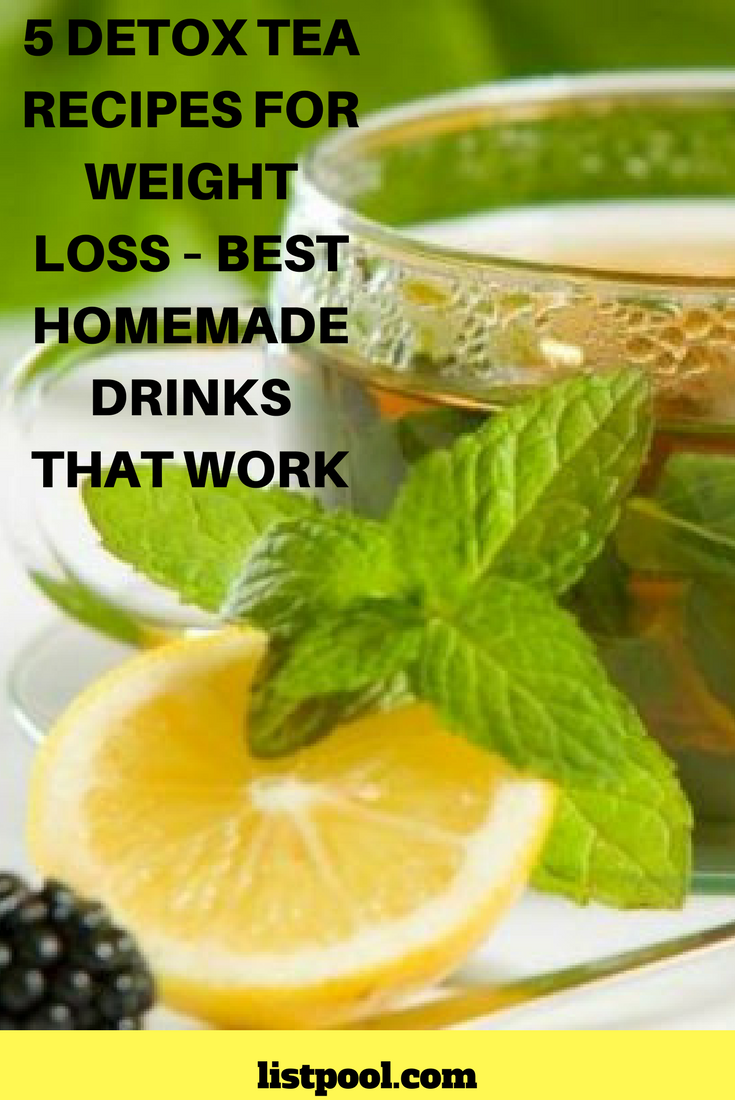 Drinks for weight loss at home. How to make a slimming drink 68