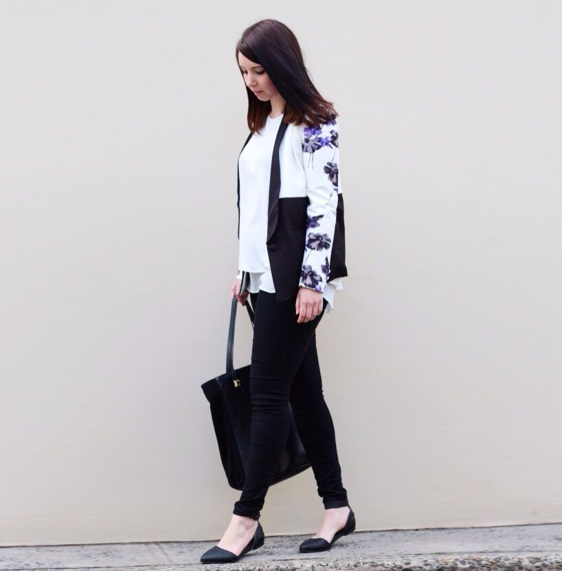 The lovely Vanessa styling up some Missguided on our blog!