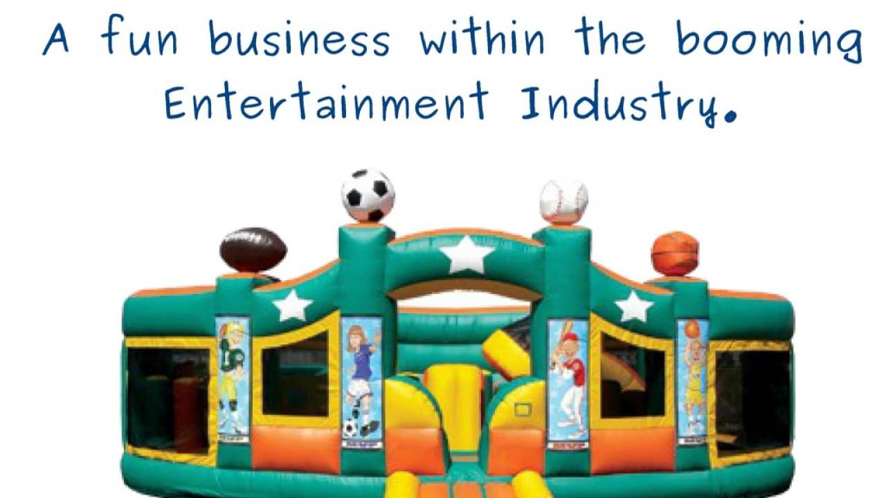 Top Benefites of BounceHouse Rentals Business