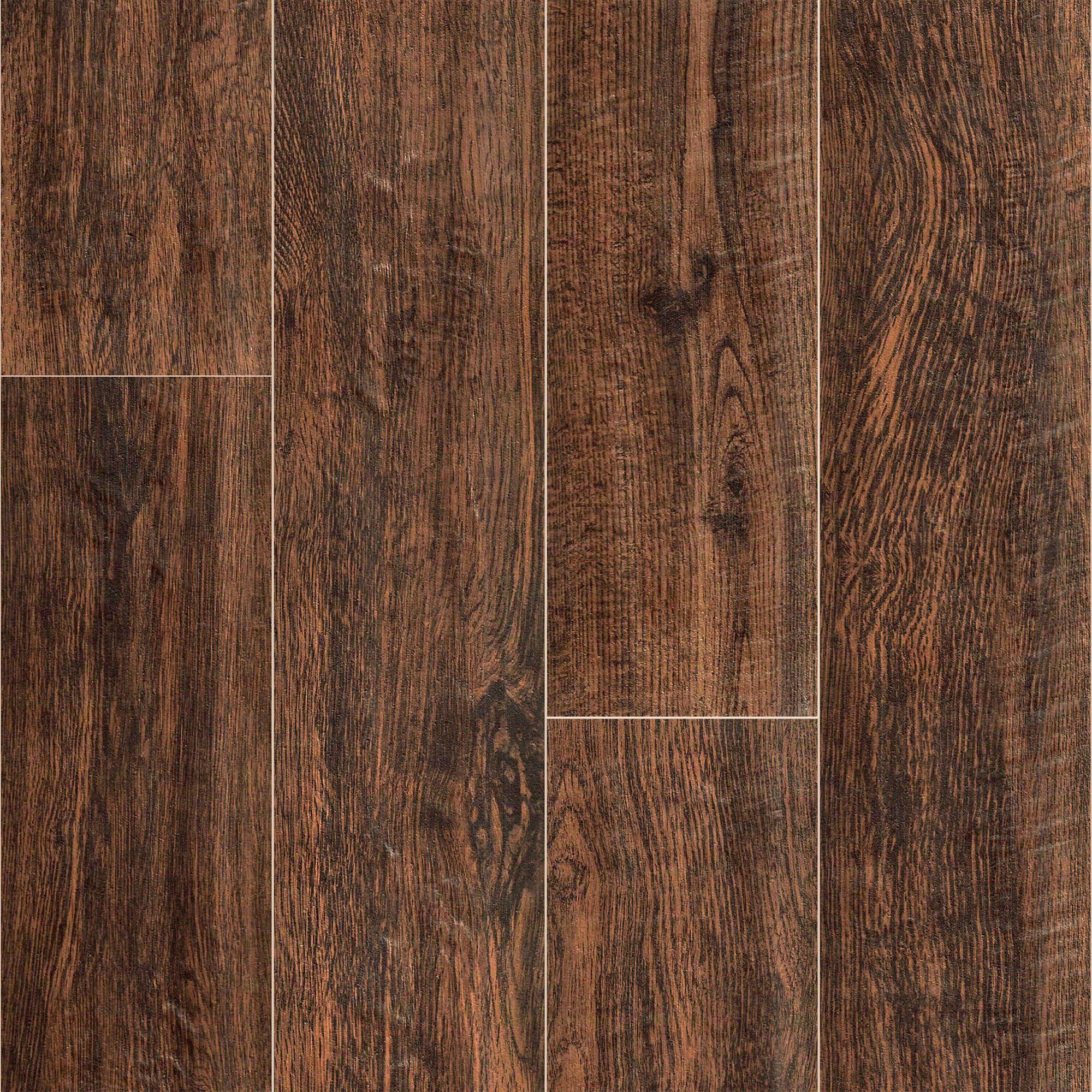 Marazzi American Estates Spice Wood Plank Porcelain Tile 6x36 Ulcf