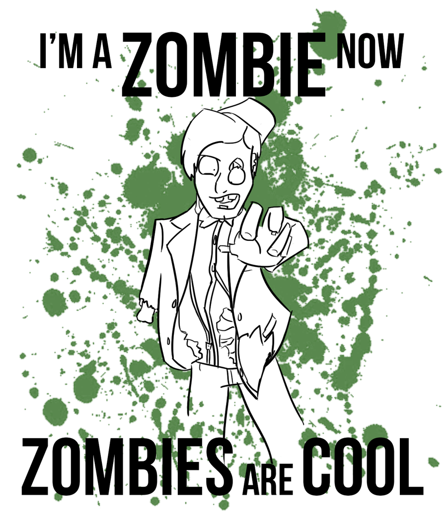Zombies Are Cool