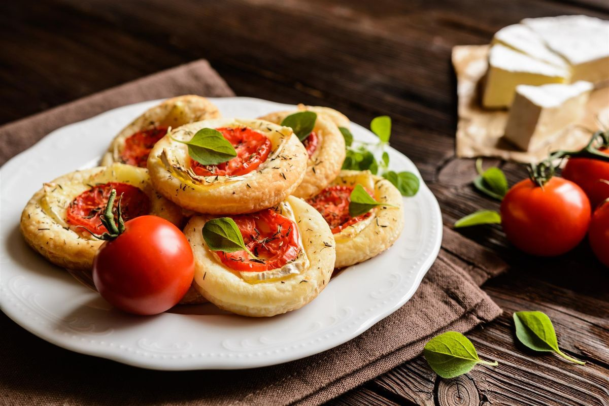 Photo of Pizzas Of Puff Pastry
