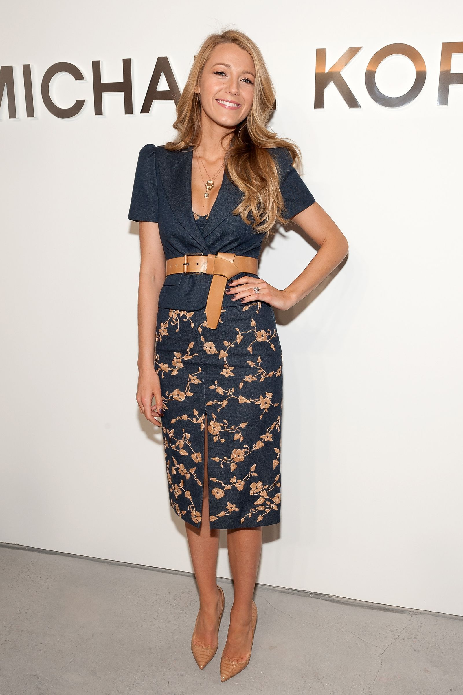 46 of Blake Lively's Gorgeous Looks #blakelively