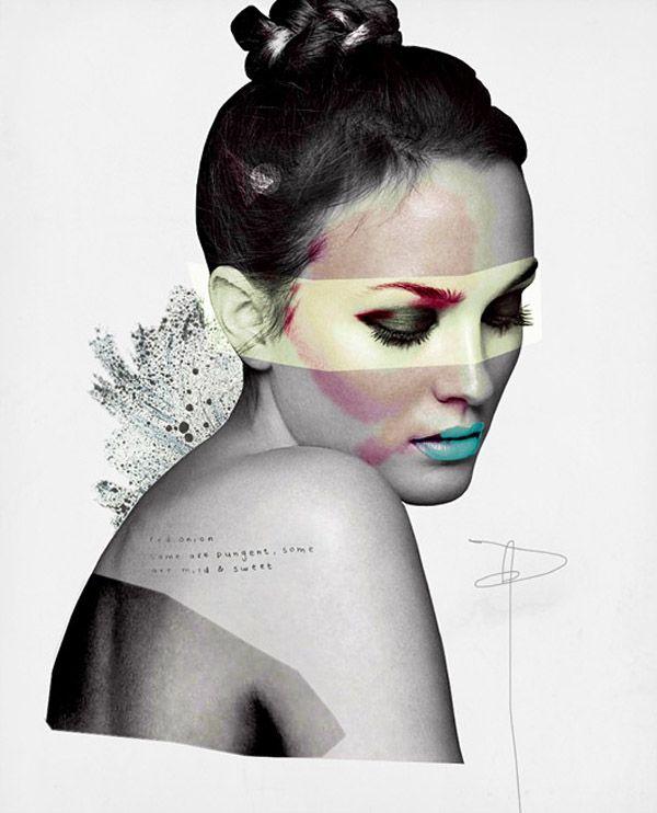 #collage #illustration #photography