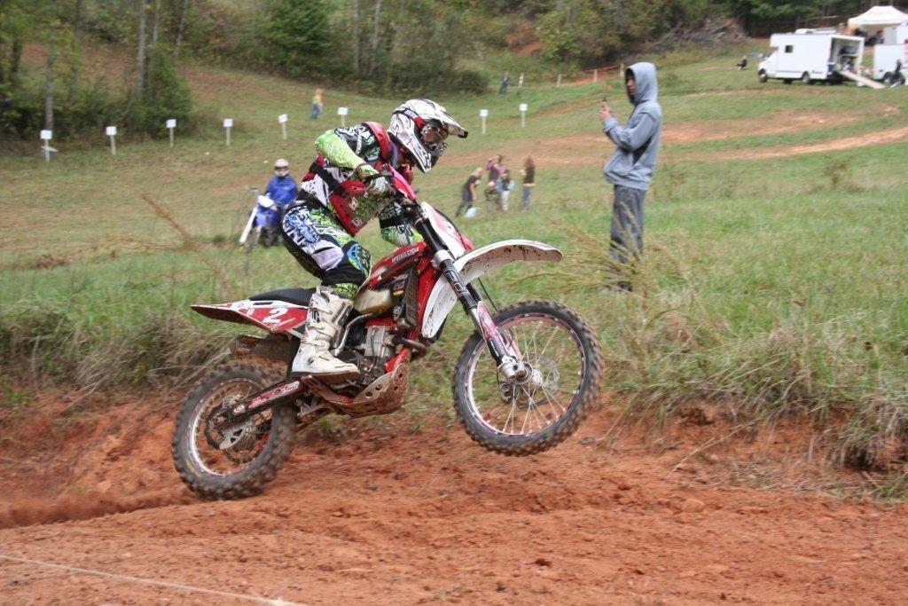 Dirt Tricks Rider.