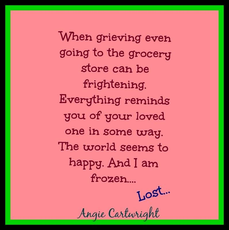 "#grief .. i can relate to this, seeing anything such as clothing with the words ""baby's 1st ..."" would hurt so much knowing my baby never got a first of anything, and i'd have to fight back tears for fear of breaking down in public."