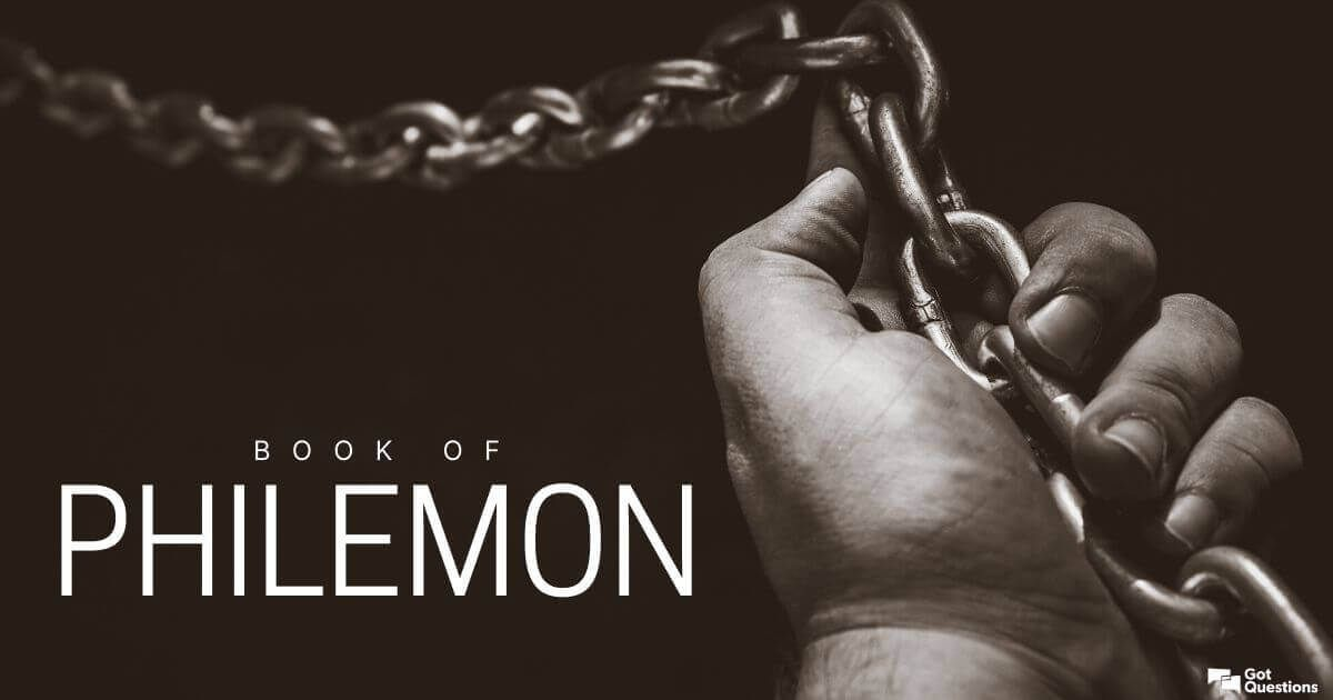 Can you summarize the book of philemon who wrote philemon