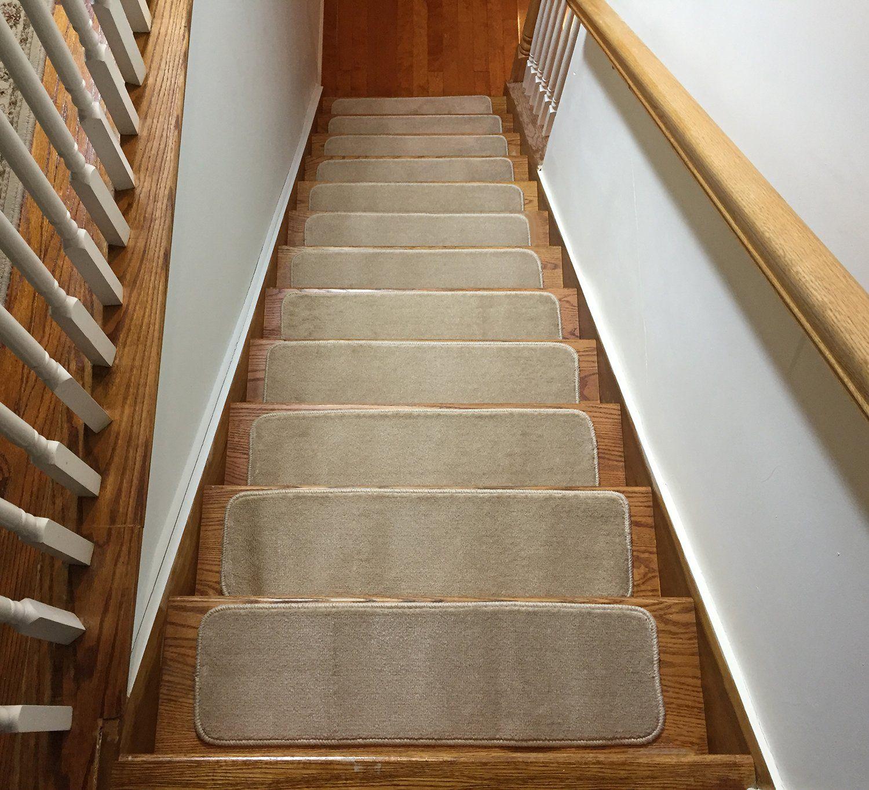 Best Comfy Stair Tread Treads Indoor Skid Slip Resistant Carpet 400 x 300