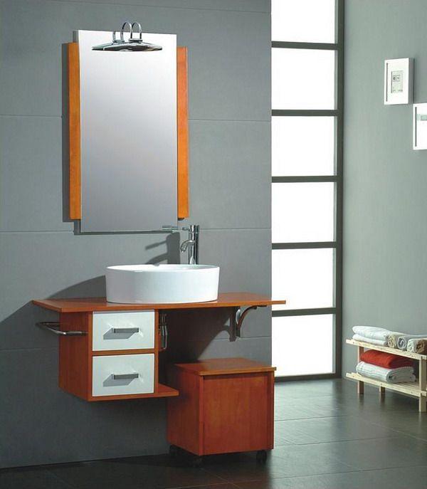 Attraktive, Moderne Kleine Badezimmer Eitelkeiten Mehr auf unserer - kleine moderne badezimmer