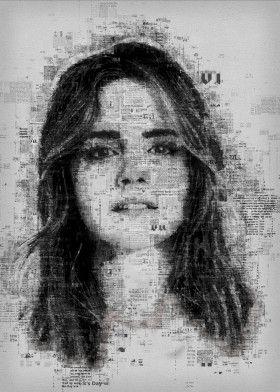 Emma Watson | Displate thumbnail