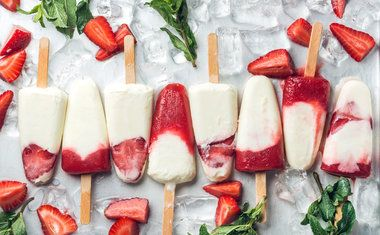 10 receitas de paletas mexicanas saudáveis para se refrescar no verão