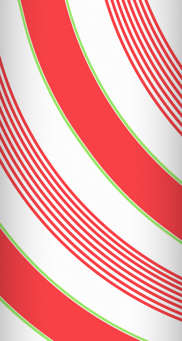 Christmas Candy Cane ★ Find more seasonal #iPhone + #Android #Wallpapers and #Backgrounds at @prettywallpaper