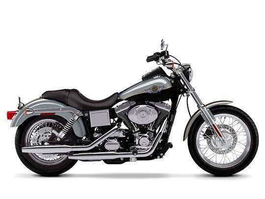Harley Davidson Dyna Low Rider Fxdl 2003 Harley Davidson Dyna Dyna Low Rider Harley Davidson Motorrader