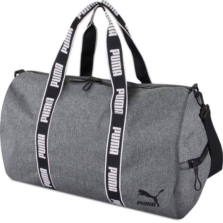 Puma Conveyor Duffel Bag. A classic bag with a fresh look f9a6efff2930a