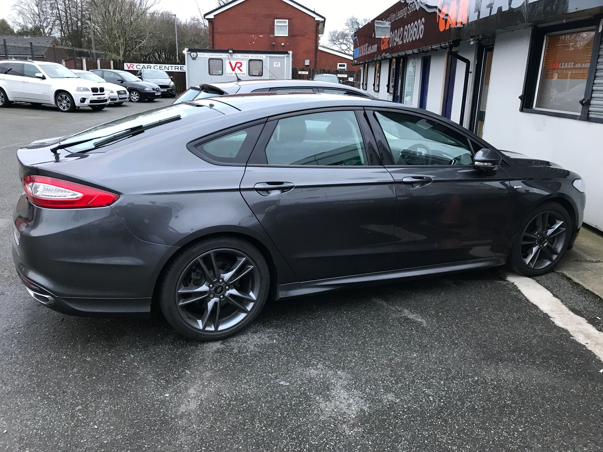 The Ford Mondeo Diesel Hatchback 2 0 Tdci 180 St Line 5dr Powershift Carleasing Cars Ford Car Lease Ford Mondeo Ford