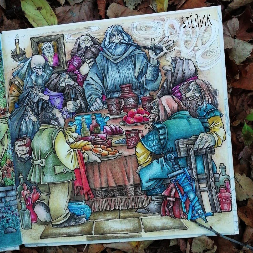 Пин от пользователя $тЁПиk на доске Coloring book | Книжка ...