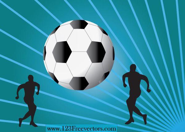 Football Wallpaper Vector Background Designs Football