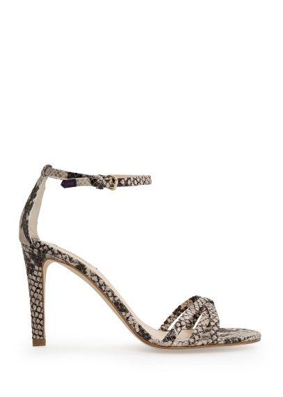 Mango1 Sandalia Serpiente♕ CalzasManga Shoes 999 Y Piel CoWQrexBd