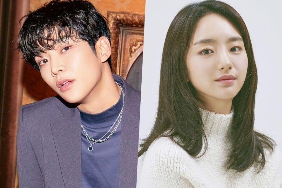 SF9's Rowoon And Won Jin Ah Confirmed To Lead New Office Romance Drama