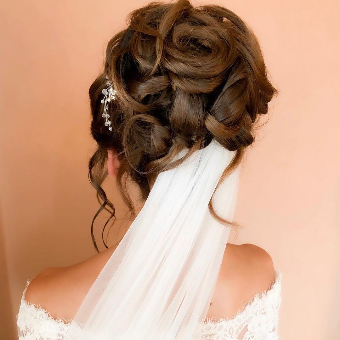 Bridal Updo Aylinenglerhair Hairstylist Hairdresser Hairstyling Germanhairdresser Germanhairstylist Wedding Hairstyles Bridal Hair Updo Hair Styles