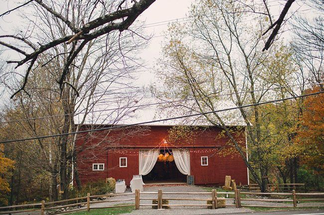 Hudson Valley Barn Wedding Danielle Mike