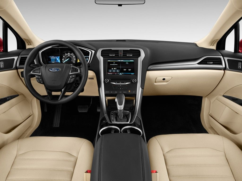 2014 ford fusion with beige interior cars pinterest. Black Bedroom Furniture Sets. Home Design Ideas