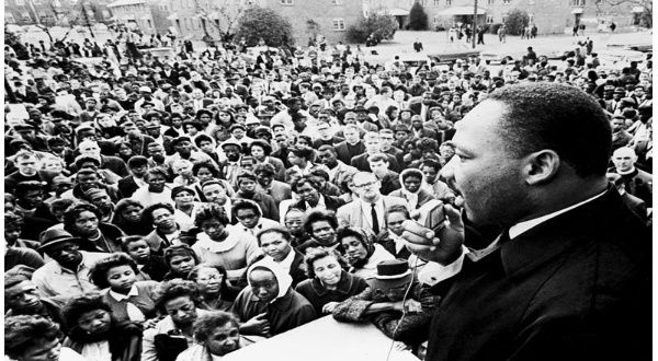 10 frases inolvidables de Martin Luther King