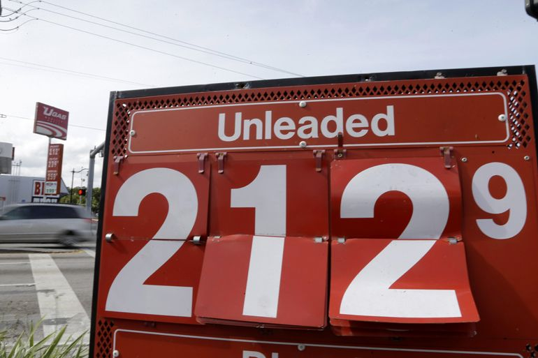 Fueled by low gas prices and deteriorating roads, at least a dozen states -- Democrat and Republican -- are considering increasing gas taxes this year.