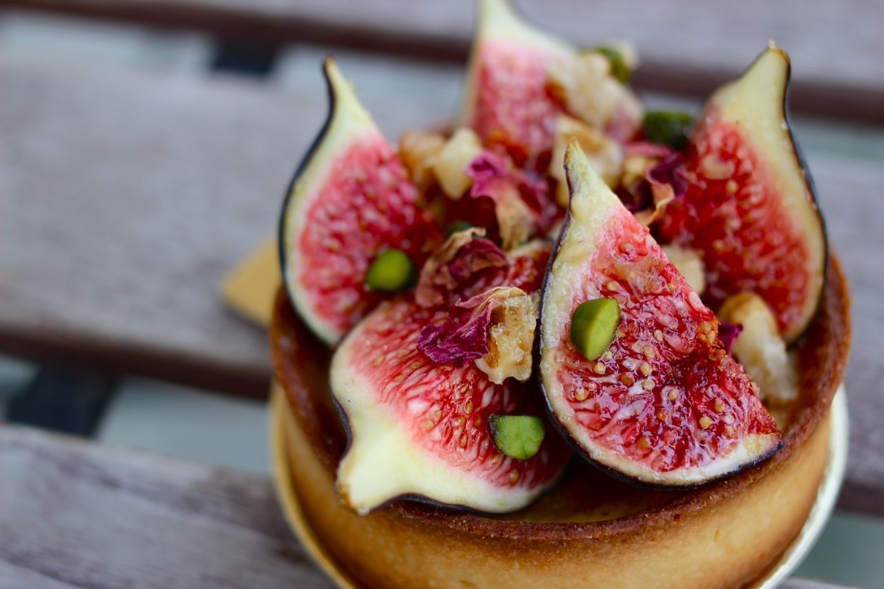 Welcome To Talita S Kitchen Fresh Fig Tart With Spiced Pear Fruit Tart Fall Fruits Fig Tart