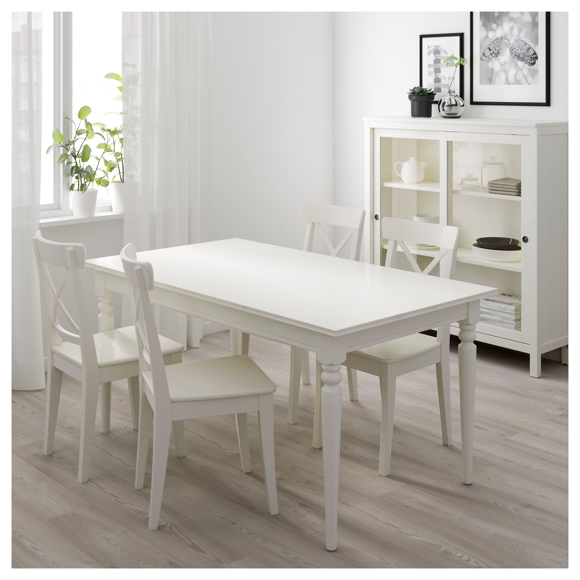 Ingatorp Extendable Table White кухни In 2019