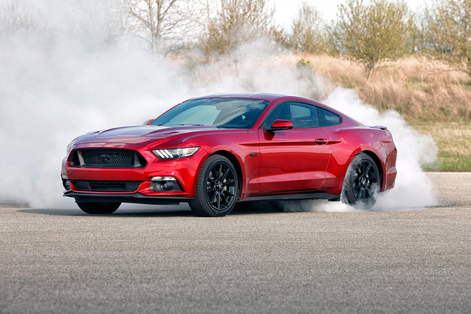 Ford Mustang Delivers Great Performance And Handling At A Bargain Price