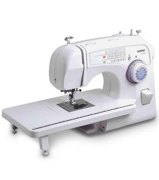 Brother Xl40 Convertible Free Arm Sewi Sewing Art Joann Fabrics Magnificent Brother Xl3750 Sewing Machine