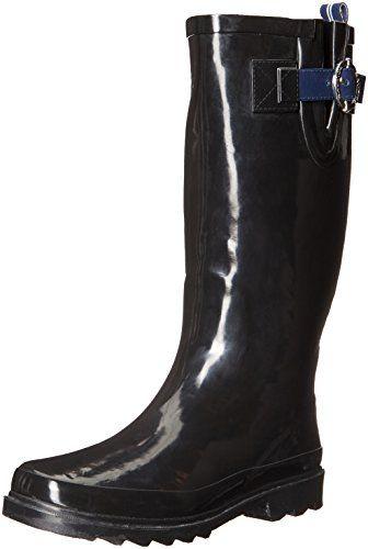 la botte de pluie Noir navy nautica lovise m m m * * vous trouverez 7570b4