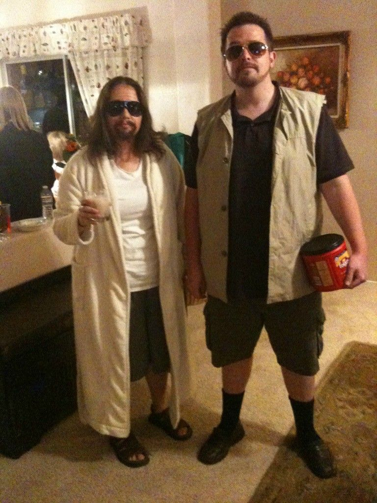 The Big Lebowski | Awesome Halloween costumes | Pinterest ...