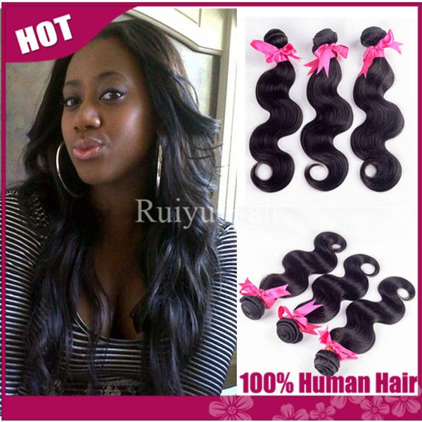 """Cheap Hair Weaves, Buy Directly from China Suppliers: Queen hair products brazilian virgin hair body wave 4pcs lot,mink brazilian body wave 8""""-30""""cheap human hair"""