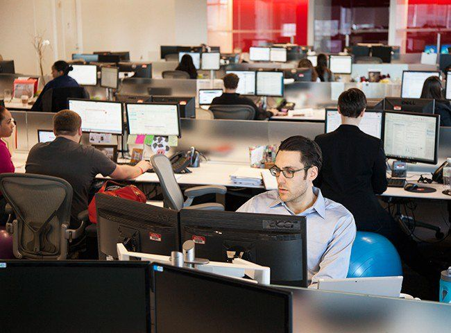 Explore Emarketer Careers Find Out What It 39 S Like To Work At The New York City Metro Area Office In Addition To Jobs Job Opening Company Company Culture