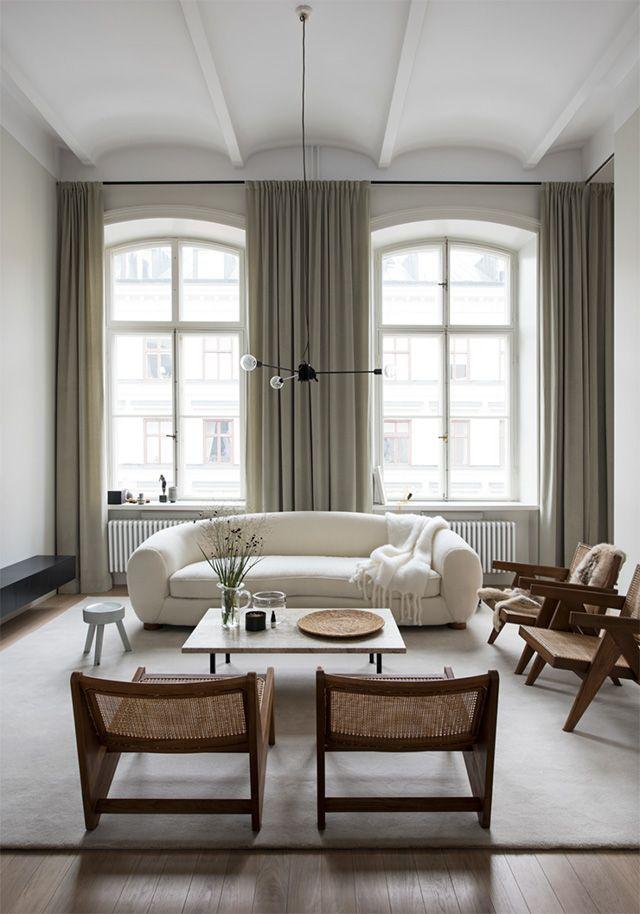 Photo of The Home of Swedish Architect Andreas Martin-Löf – september edit