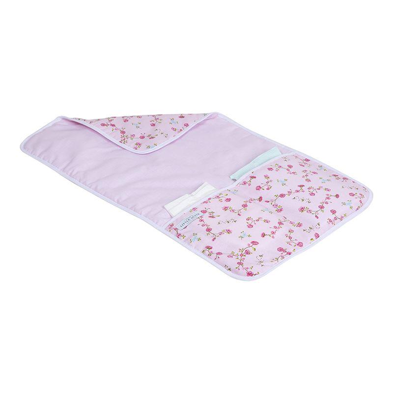 Wickelmatte / Wickelunterlage Pink Blossom